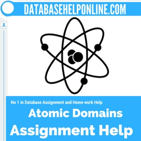 Atomic Domains Assignment Help
