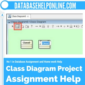 Class Diagram Project assignment help