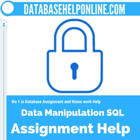 Data Manipulation SQL Assignment help