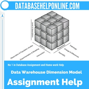 Data Warehouse Dimension Model Assignment Help