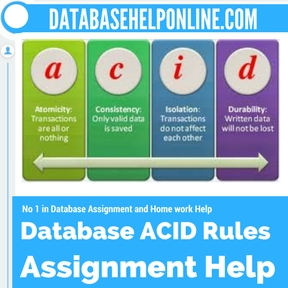 Database ACID Rules Assignment Help