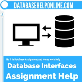 Database Interfaces Assignmneth Help