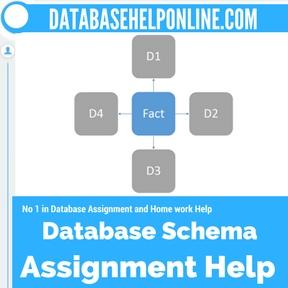 Database Schema Assignment Help
