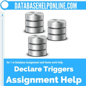 Declare Triggers Assignment Help