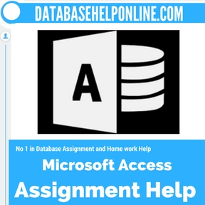 Microsoft Access Assignment Help