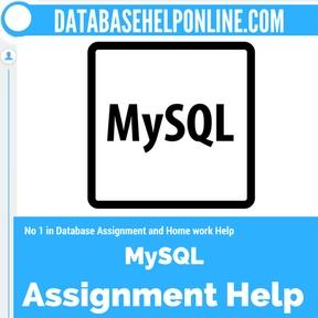 MySQL Assignment Help