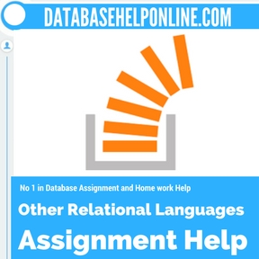 Other Relational Languages Assignment Help