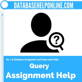 Query assignment help