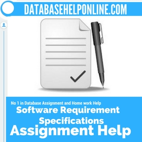 Software Requirement Specifications assignment help