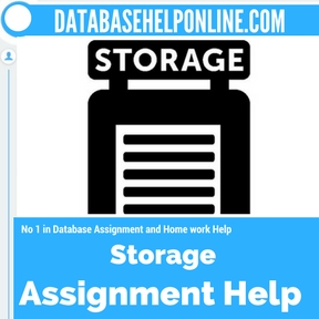 Storage Assignment Help