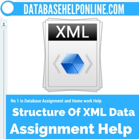 Structure Of XML Data assignment help